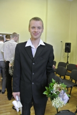 Last school day in Riga's 3rd special elementary school (31.05.2012)